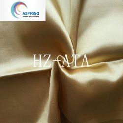 75dx150d Polyeater шелк Атласная ткань