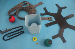 L'innovation en caoutchouc de silicone de moule personnalisées les pièces comme votre propre design
