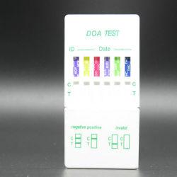 5 Панель Управления по контролю над наркотиками мочи на проверку карточки карточки DIP чашку кассеты для устройства