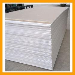 9/12/12,5 mm Gypsum Board Plasterboard plafond carreaux usine de Chine de gros