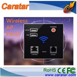 WLAN Network Mini Wireless AP, ondersteunt repeater, Clients' Operating Mode (802.11n) Openwrt