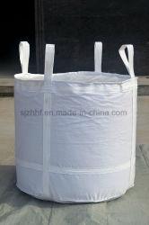 100% Material PP Saco Jumbo Tubular 1000kg Ton Bag