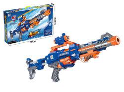 B/O de plástico suave PISTOLA pistola de bala a pilas (H9805002)