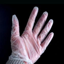 L'hôpital Médecin Infirmière Examgloves chirurgicaux en latex jetables/, médicaux Les fabricants de gants en vinyle