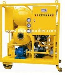 De hoge Efficiënte VacuümInstallatie van de Raffinaderij van de Olie van de Transformator 6000L/H