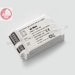 Pw17 Balasto electrónico de la serie de 24W 36W 55W 18W 11W lámpara germicida UV Esterilizador UV