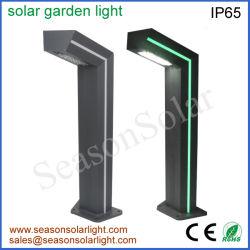 Hohes Lumem bewegliches im Freien LED Beleuchtung-Vorrichtungs-Solargarten-Licht mit blauer LED-Streifen-Beleuchtung