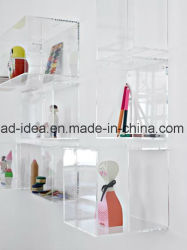 Acrylic funzionale Rack Stand/Display per Toys, Book, Flower ecc
