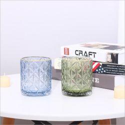 Différentes tailles de verre bougeoir en verre clair pour cadeau de mariage à Composition Non Limitée de bougie