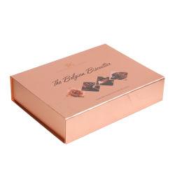 주문 로고에 의하여 인쇄되는 마분지 크리스마스 Halloween 감미로운 음식 Sweetmeats 사탕 디저트 초콜렛 종이 선물 패킹 포장 판지 상자