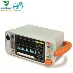 Yspm200V de Medische Dierlijke Monitor van de Levensteken Etco2 van de Kliniek Veterinaire