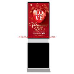 E-Fluence 43pulgadas WiFi independiente 4G Android / Pantalla LCD táctil de Windows