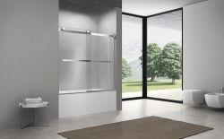 Bagno con cabina doccia IgE dal design moderno e massaggio a prezzo basso (WM-C-003)