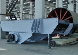 軽量の総計の生産ライン振動の送り装置機械