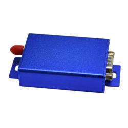 2W L'audio numérique sans fil émetteur et récepteur RS232 433 MHz TTL RS485 Emetteur-récepteur numérique de la voix de voix numérique 19200bps&Transmission simultanée de données
