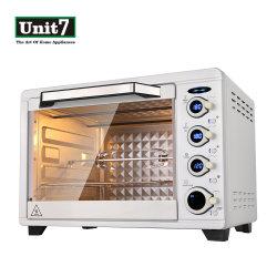 36L de digitale Roestvrije Elektrische Oven van de Grill van de Keuken van de Microgolf voor Huis