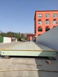Elektronische LKW-Gewicht-Schuppe Digital-Pitless, die mit der Kapazität 40-200t wiegt