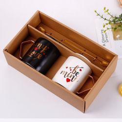 Stock tasse à café en porcelaine Tasse en céramique Set (Promotion de la KAC-026)