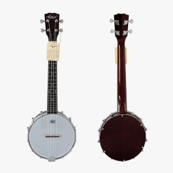 Marca Aiersi 26 Polegadas Instrumento Banjo de alta qualidade