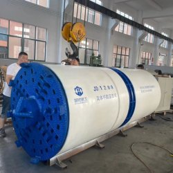 Npd1500具体的な管のための機械を持ち上げる小さいスラリーのバランスの混合物のトンネルの退屈な管