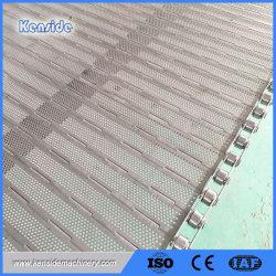 Fabrik-Preis-China-Metallperforierte Förderbänder