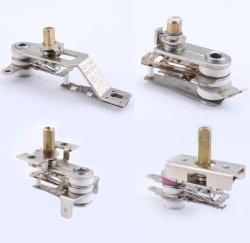 Fabrik gelieferter Temperatur justierbarer bimetallischer Kst Thermostat-Schalter