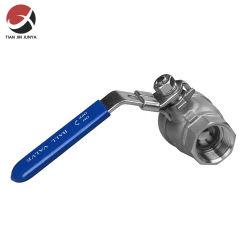2 ピース鋳造ステンレススチールボールバルブ、水、石油、ガスに優れた品質を提供。 プレス / パイプ / チューブ / 配管 / バスルームフィッティング