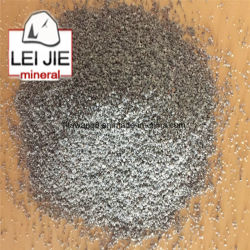 무쇠를 위한 높은 내화도 진주암 주물 광재 모래
