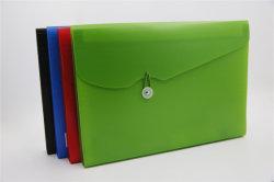 Большие продажи подарок канцелярские сплошным цветом FC поле Файл PP для школы