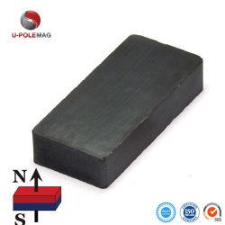 8*5*3mm Retângulo do magneto de ferrite rígido de cerâmica