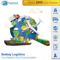 北アメリカまたはヨーロッパへの上海の貨物運送業者サービス