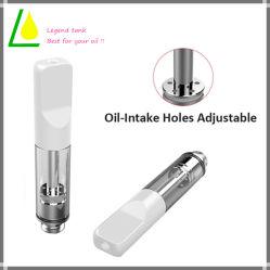 Одноразовые 0.5ml 1.0ml КБР ТГК пеньки толщиной CO2 Clearomizer масла