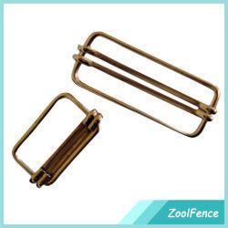 Producto Nuevo conector de cinta para el animal cinta valla de alambre Joiner Joiner para cercas eléctricas