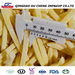 Тип обработки на пару замораживания процесса IQF сладкого картофеля, замороженные