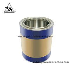 ペンキのコーティングの化学薬品のための缶のあたりでカスタマイズされる0.8Lリットル