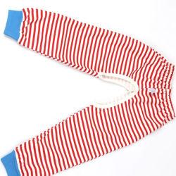 최신 판매 면 유아 Nigtwear 아이 줄무늬 잠옷 바지