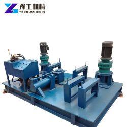 ماكينة الثني الفولاذية H وI-Beam الهيدروليكية ذات القضيب C