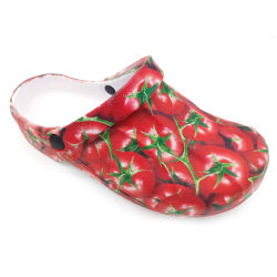 L'impression personnalisée respirant les femmes et hommes de Sabots Chaussures EVA Jardin