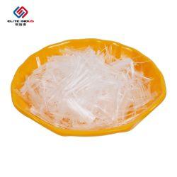バージンポリプロピレン PP の樹脂マイクロファイバーはコンクリート強化のため