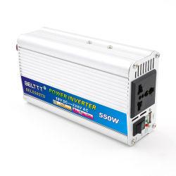 48V до 220V 550W 50Гц 60Гц автомобильный инвертор малых инвертирующий усилитель мощности