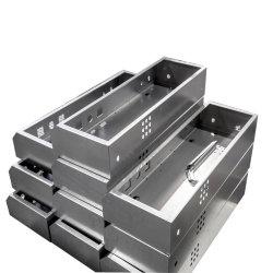 Les pièces lourdes personnalisé de société de travaux de soudage en aluminium du tuyau en acier inoxydable de la fabrication de feuilles de métal