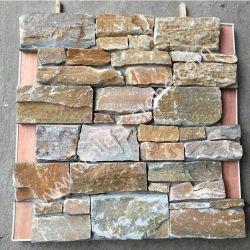컬러 혼합 석탄천연 건물 재료 슬레이트 레지 스톤