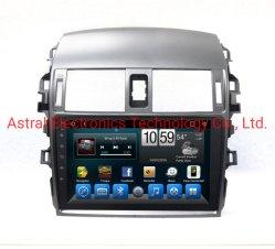 Navigatior GPS Toyota Corolla 2008 Audio Video del sistema Android Mirror-Link Bluetooth Cámara 2 DIN coche reproductor de DVD