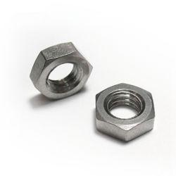 JIS B1181 Нажмите3250 гр. 9 болты с шестигранной головкой тонкий титановые гайки для промышленного использования