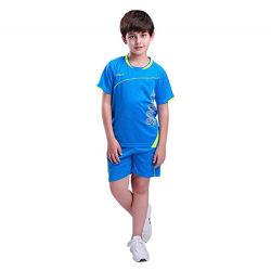 Kind-Basketball-Sports konstante Fußball-Fußball-Trainingsnazug-Trainings-Shirt-und Kurzschluss-Klage-Sommer-Strand-Kurzschluss-Hülse Sets 4 Farben 4-13years