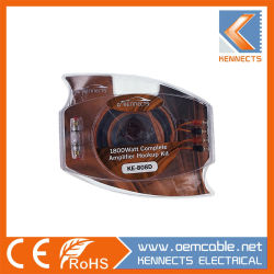 Ke808d Car Kit de cables Kit de instalación de amplificador