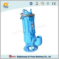 Versenkbarer elektrischer Pumpen-Bewegungszentrifugale Abwasser-Wasser-Übergangspumpen