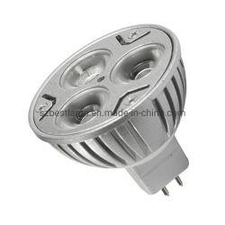 A poupança de energia GU10 Lâmpada LED MR16 Lâmpada LED 220V Farol de difusão de lâmpadas LED de iluminação doméstica