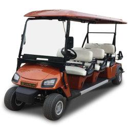Nouveau design alimenté par pile 2 4 6 8 places Mini-club de l'utilitaire de véhicule électrique Chariot de golf avec la certification CE