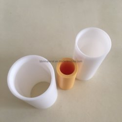 Mg-Psz/MgOteilweise stabilisierte Zirconia-keramische Hülse/Ringe/Gefäß